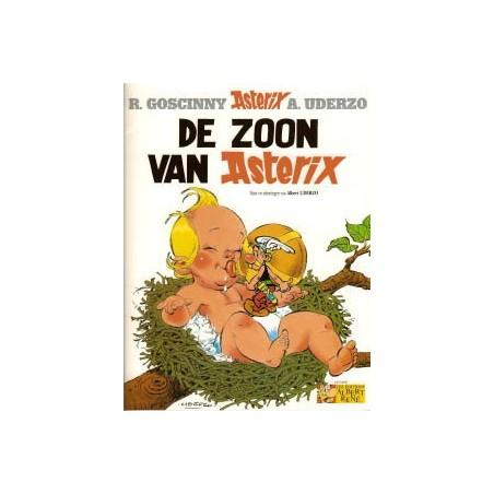 Asterix  27 De zoon van Asterix