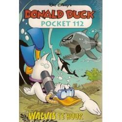 Donald Duck Pocket 112 Walvis te huur 1e druk