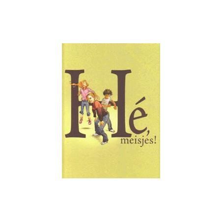Lepage Hé, meisjes! box 1 deel 1 & 2 HC in luxe cassette