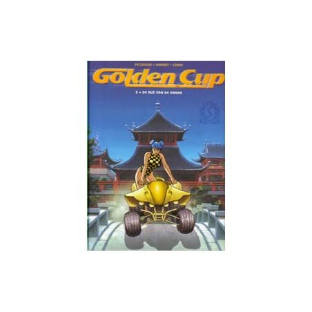 Golden Cup  05 HC De kus van de draak