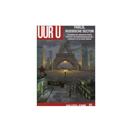 Uur U 02 HC Parijs, Russische sector
