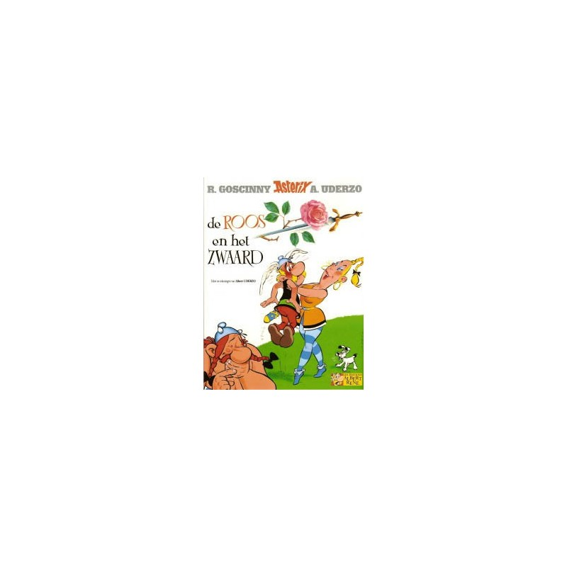 Asterix 29 De roos en het zwaard