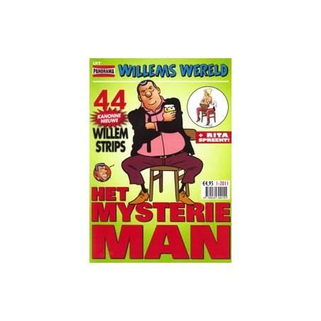 Willems wereld  12 Het mysterie man