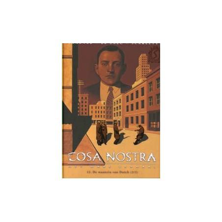 Cosa Nostra 12 HC De waanzin van Dutch (2/2)