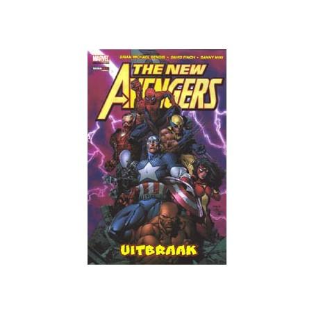 Avengers  NL02 New Avengers Uitbraak