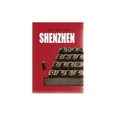 Delisle strips Shenzhen