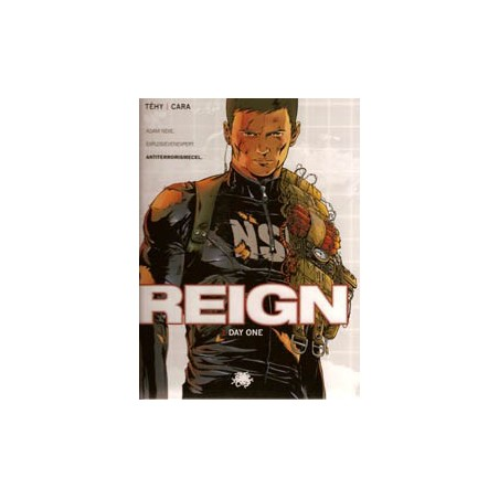 Reign 01 HC<br>Day one