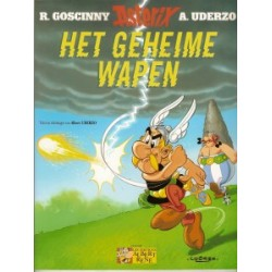 Asterix 33 Het geheime wapen