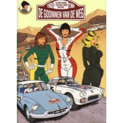 Margot S02 HC<br>De godinnen van de weg (1960)