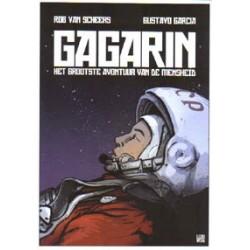 Garcia<br>Gagarin – Het grootste avontuur van de mensheid