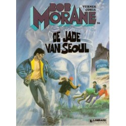 Bob Morane 26 De jade van Seoul