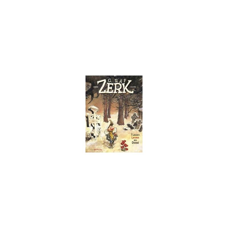 G. Raf Zerk  27 Tussen leven en dood