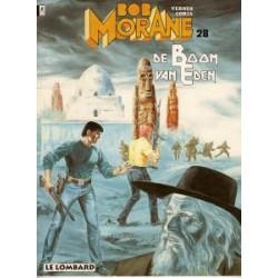 Bob Morane 28 - De boom van Eden 1e druk 1994