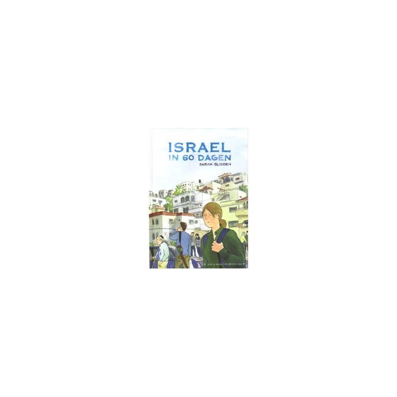 Glidden strips HC Israel in 60 dagen