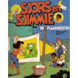 Sjors & Sjimmie 03 De plaaggeesten herdruk