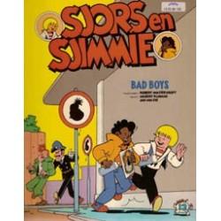Sjors & Sjimmie 12 Bad boys herdruk