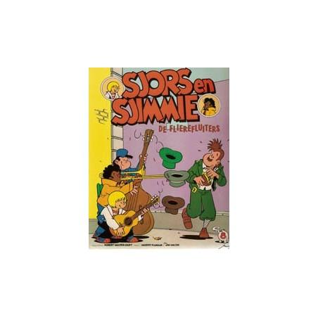 Sjors & Sjimmie 08 De flierefluiters 1e druk 1983