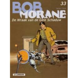 Bob Morane 33 De wraak van de gele schaduw