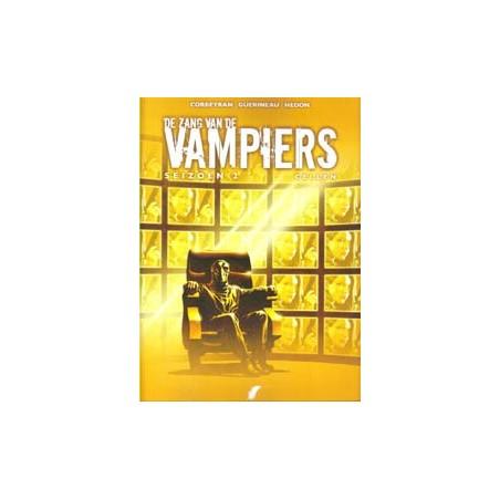 Zang van de vampiers  11 Cellen