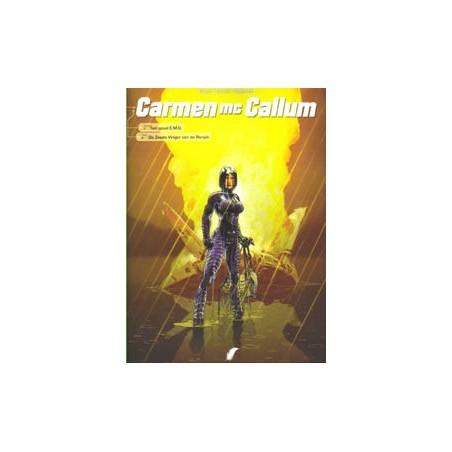 Carmen McCallum  06 De zesde vinger van de Penjab