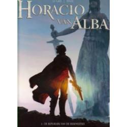 Horacio van Alba 01 HC<br>De republiek van de erekwesties