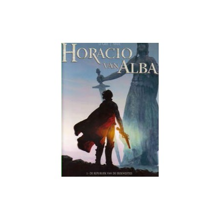 Horacio van Alba 01 HC De republiek van de erekwesties
