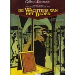 Wachters van het bloed 03 HC Het dagboek van Cagliostro