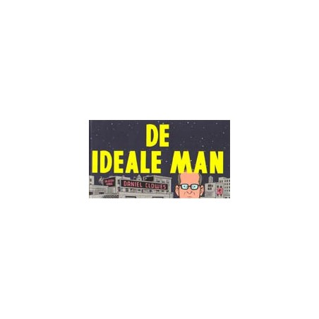 Clowes strips HC De ideale man