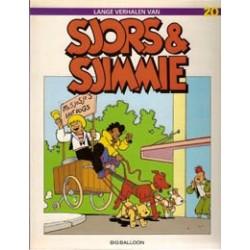 Sjors & Sjimmie 20 Hotdogs 1e druk 1990