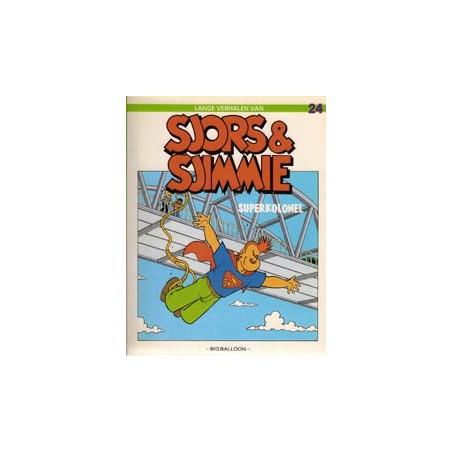 Sjors & Sjimmie 24 Superkolonel 1e druk 1991