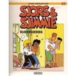 Sjors & Sjimmie 26 Bloedbroeders 1e druk 1992