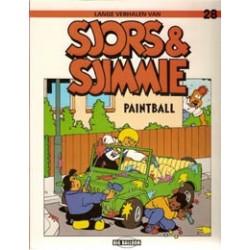 Sjors & Sjimmie 28 Paintball 1e druk 1993