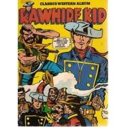 Rawhide Kid 01 Kans op gratie 1e druk 1975