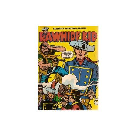 Rawhide Kid album 01 Kans op gratie 1e druk 1975