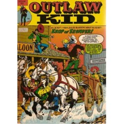 Outlaw Kid 02 Erop of eronder 1e druk 1975