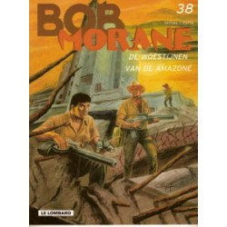 Bob Morane 38 De woestijnen van de Amazone