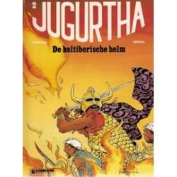 Jugurtha 02 De Keltiberische helm herdruk nieuwe omslag