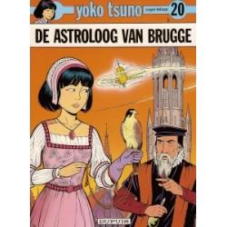 Yoko Tsuno<br>20 - De Astroloog van Brugge<br>herdruk