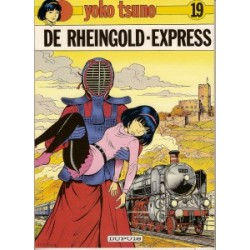 Yoko Tsuno 19 - De Rheingold-Express herdruk