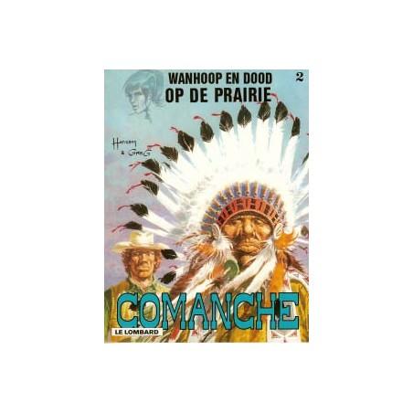 Comanche  02 Wanhoop op de prairie