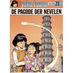 Yoko Tsuno<br>23 - De Pagode der Nevelen<br>1e druk 2001