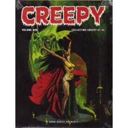 Creepy Anthology 09 HC Creepy 42 t/m 45