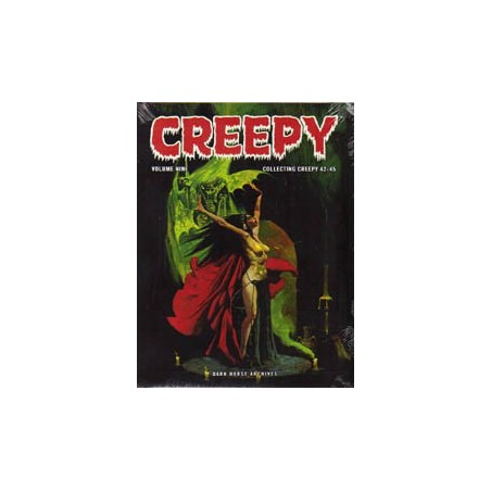 Creepy  Anthology 09 HC Creepy 42 t/m 45