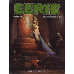 Eerie Anthology 05 HC Eerie 23 t/m 27