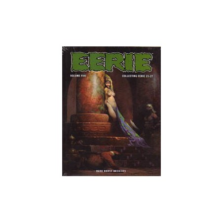 Eerie Anthology 05 HC<br>Eerie 23 t/m 27