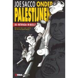 Sacco<br>Onder Palestijnen<br>De Intifada in beeld