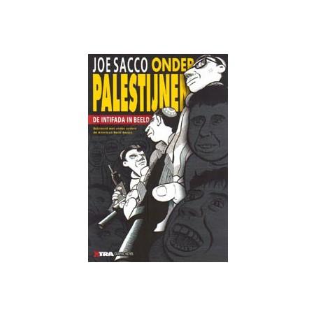 Sacco strips Onder Palestijnen De Intifada in beeld