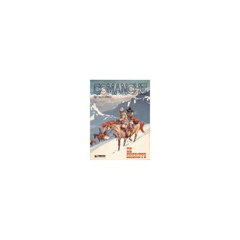 Comanche 08 - De sheriffs 1e druk 1980
