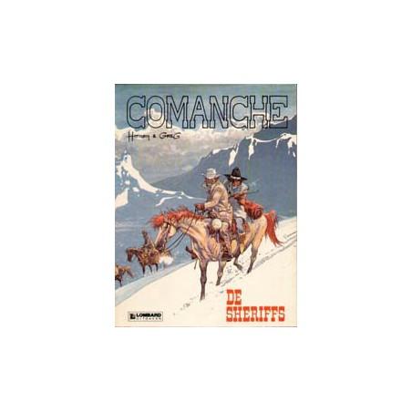 Comanche 08 De sheriffs 1e druk 1980