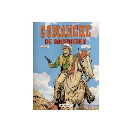 Comanche 11 De roofdieren herdruk